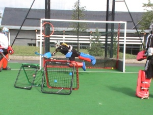 Hockey Coaches- Keep your keepers entertained