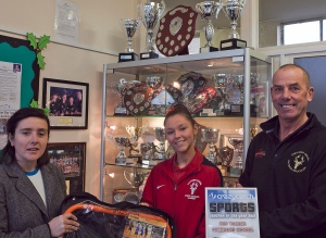 "Interview with Roy Tucker- School Sports Magazines ""Sports Teacher of the Year"""