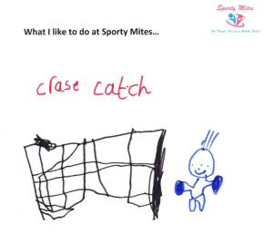 What I like to do at Sporty Mites