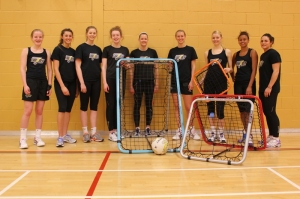 The Manchester Thunder Squad