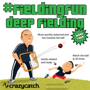 #FIELDINGFUN – Week 4 … Deep Fielding