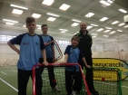 The Fielding Fun team at City Cricket Academy