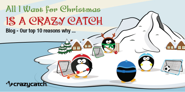 The Crazy Catch - top 10 reasons blog