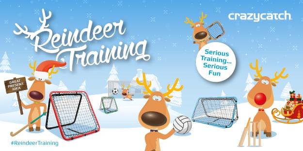 #ReindeerTraining