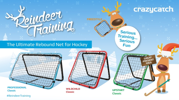 The Ultimate Rebound Net for Hockey - Classic Range