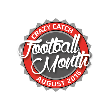 Crazy Catch Football Month