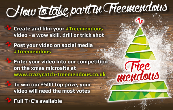 How to take part in #Treemendous